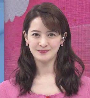 ハーフの女子アナ・後呂有紗