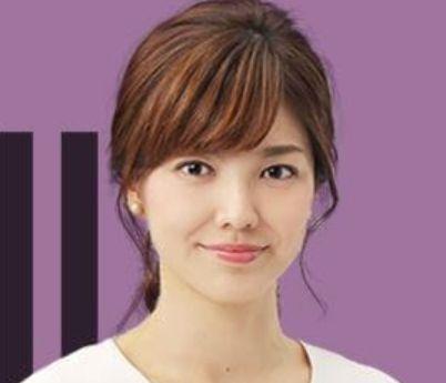 ハーフの女子アナ・四位知加子