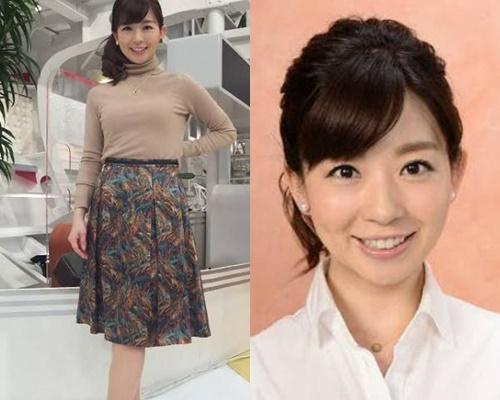 背の低いかわいい女子アナ・松尾由美子