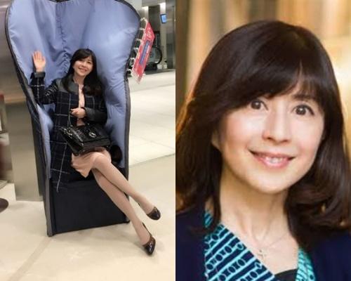 背の低いかわいい女子アナ・堤信子