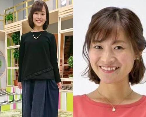 背の低いかわいい女子アナ・井手麻実