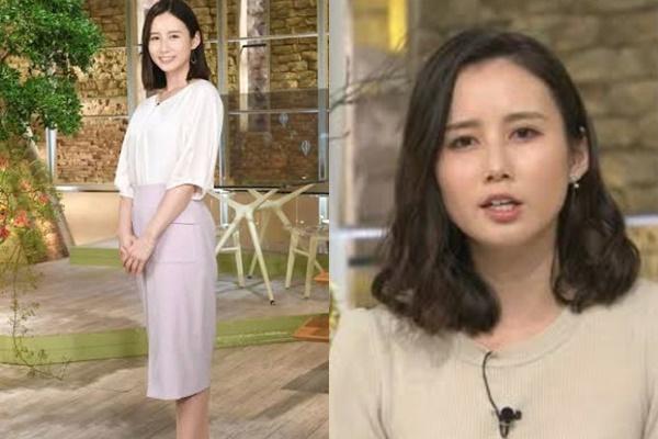 森川夕貴(テレビ朝日)・166cm