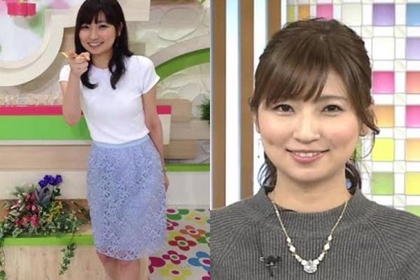 畑下由佳(日本テレビ)・171cm