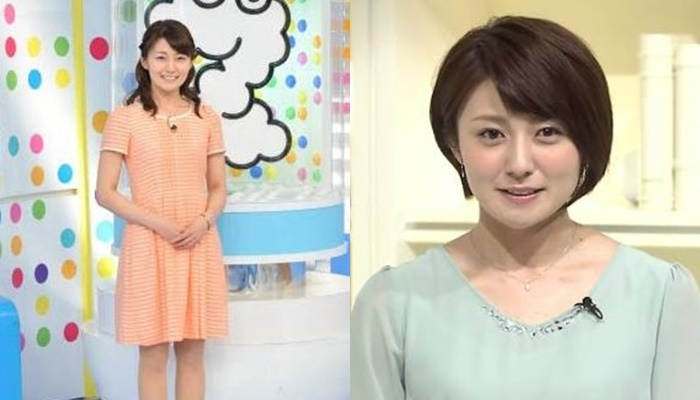 背の低いかわいい女子アナ・久野静香