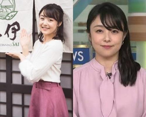 背の低いかわいい女子アナ・米澤かおり