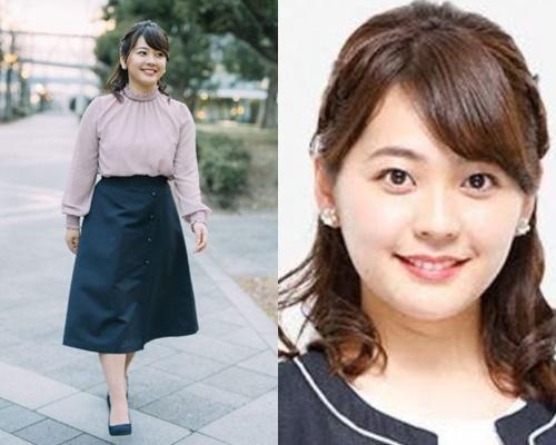 背の低いかわいい女子アナ・谷元星奈