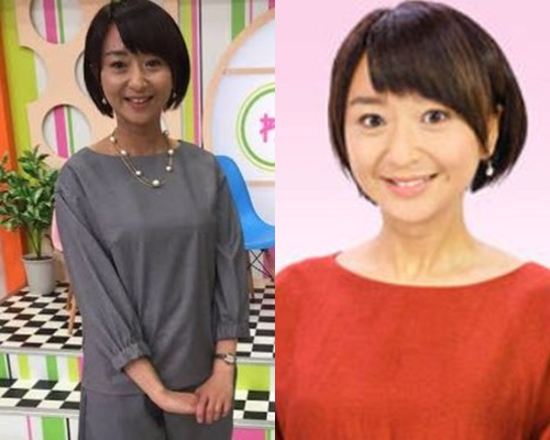 背の低いかわいい女子アナ・駒井亜由美