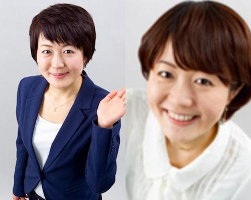 背の低いかわいい女子アナ・林朝子