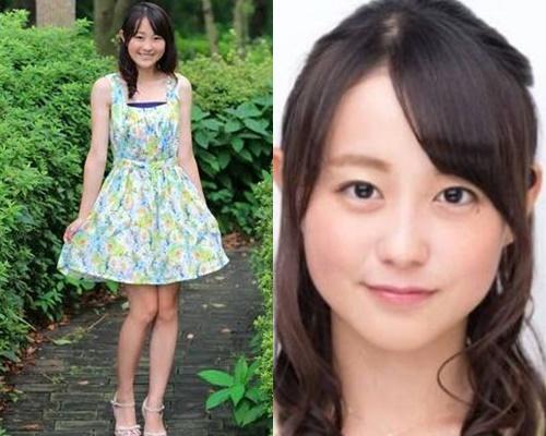 背の低いかわいい女子アナ・若林有子