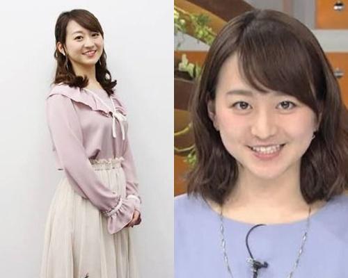 背の低いかわいい女子アナ・片渕茜