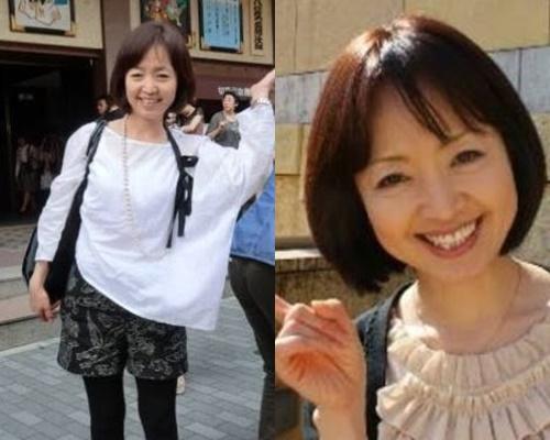 背の低いかわいい女子アナ・山崎寛代