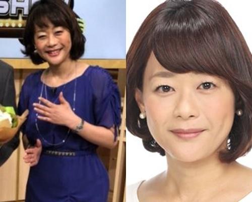 背の低いかわいい女子アナ・川野良子