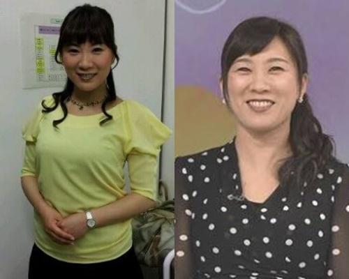 背の低いかわいい女子アナ・西村美月