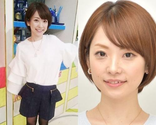背の低いかわいい女子アナ・奈良岡希実子