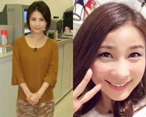 背の低いかわいい女子アナ・前田阿希子