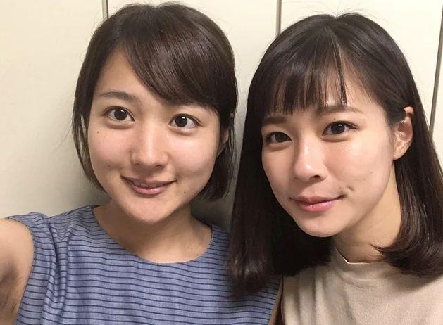 永尾亜子アナ・すっぴん