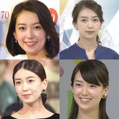 女子アナかわいいランキング2020・和久田麻由子