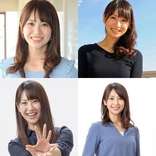 女子アナかわいいランキング2020・広瀬麻知子
