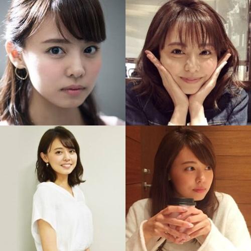 女子アナかわいいランキング2020・宮澤智