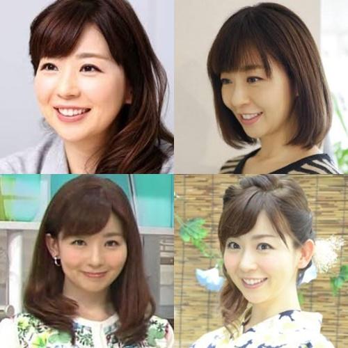 女子アナかわいいランキング2020・松尾由美子