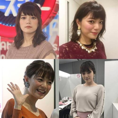 女子アナかわいいランキング2020・三谷紬