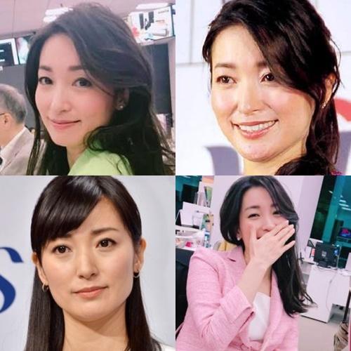 女子アナかわいいランキング2020・大江麻理子