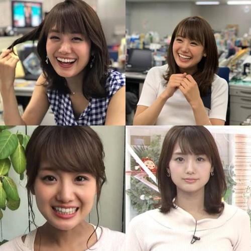 女子アナかわいいランキング2020・井上清華