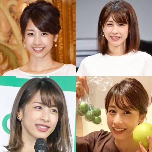 女子アナかわいいランキング2020・加藤綾子