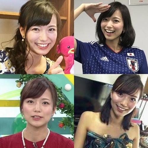 女子アナかわいいランキング2020・斎藤真美
