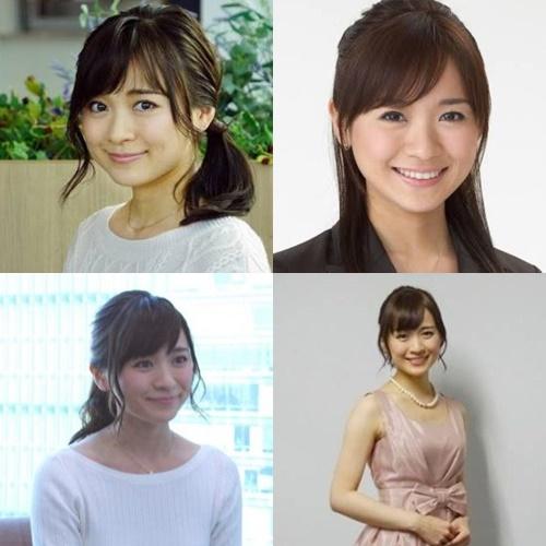 女子アナかわいいランキング2020・繁田美貴