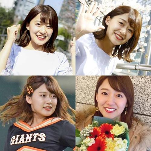 女子アナかわいいランキング2020・尾崎里紗