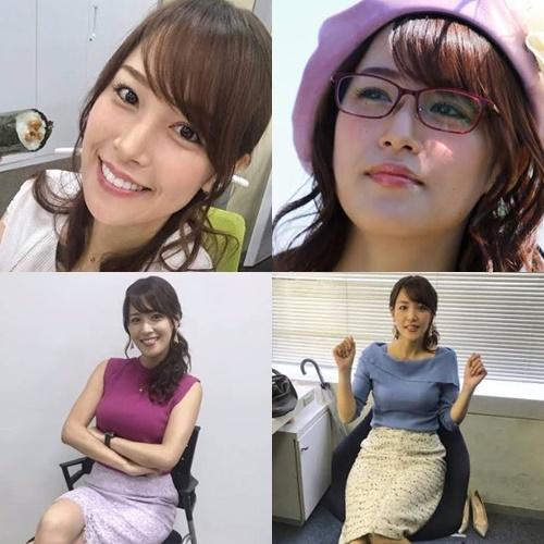 女子アナかわいいランキング2020・鷲見玲奈
