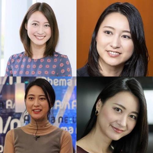 女子アナかわいいランキング2020・小川彩佳