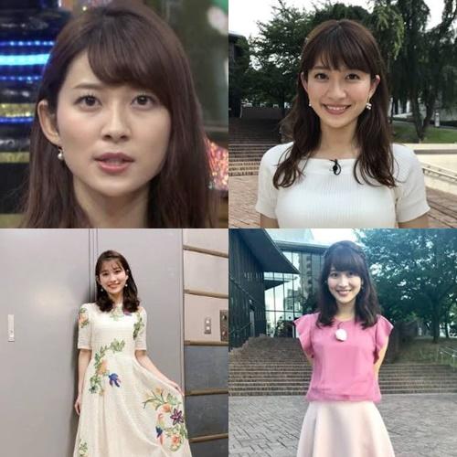 女子アナかわいいランキング2020・山本里菜