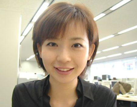 松尾由美子・若い頃01