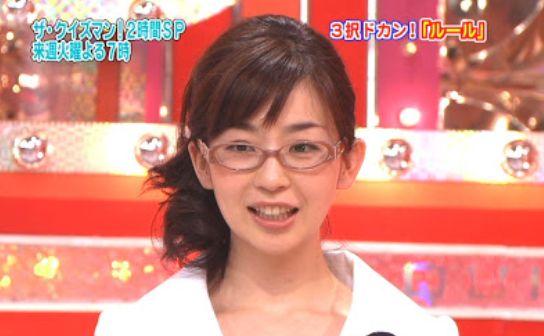 松尾由美子・メガネ01