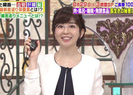 松尾由美子・メガネ02