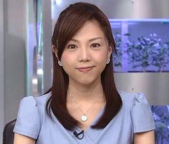 女子アナ独身者・森本智子