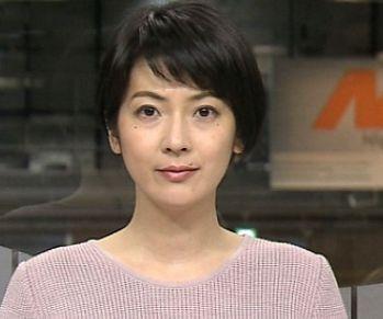 日本テレビ女子アナ・森富美02