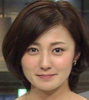 日本テレビ女子アナ・久野静香01