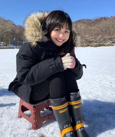 渡邊渚の私服画像05