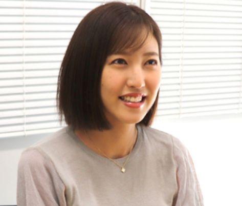 英語がペラペラな女子アナ・小澤陽子