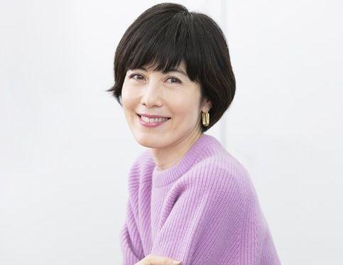 英語がペラペラな女子アナ・小島慶子