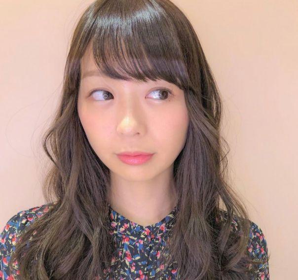 小室瑛莉子・髪型