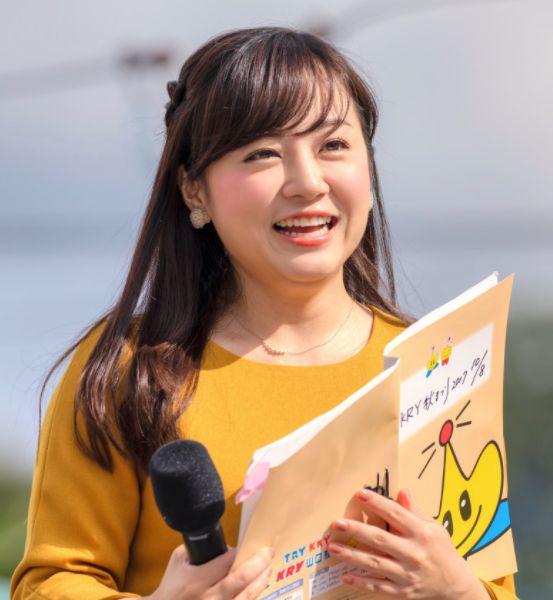 中村衣里・四国中国のかわいい女子アナ