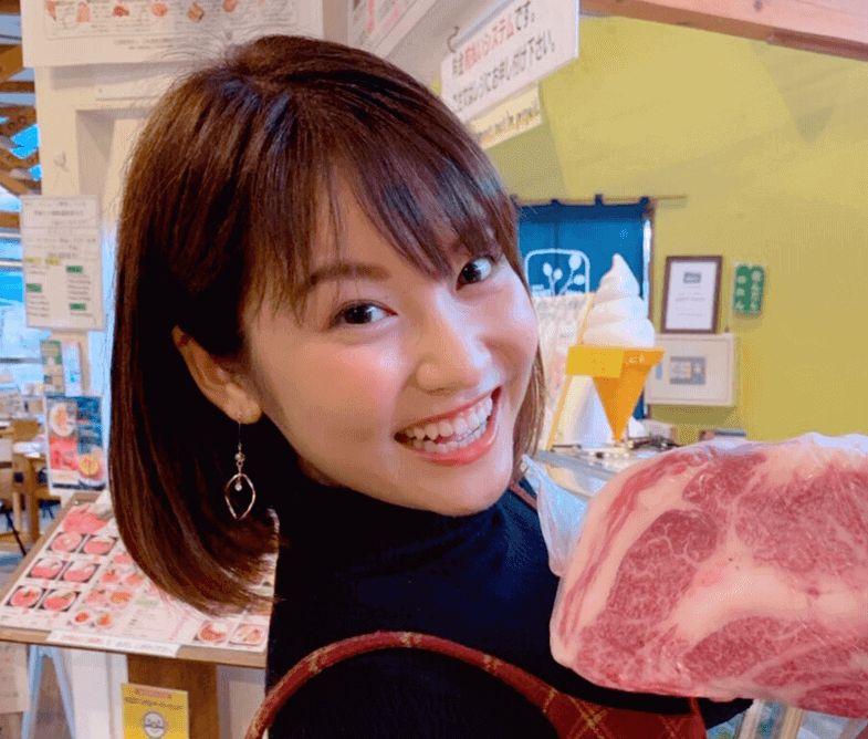 山崎唯衣・九州のかわいい女子アナ