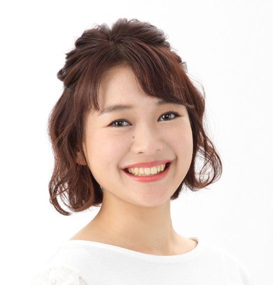 有田優理香・四国中国のかわいい女子アナ