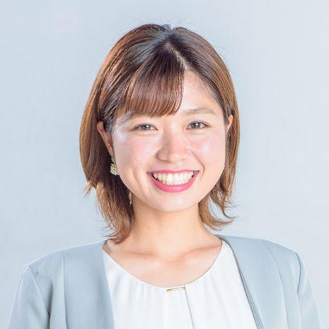 後間 秋穂・九州のかわいい女子アナ