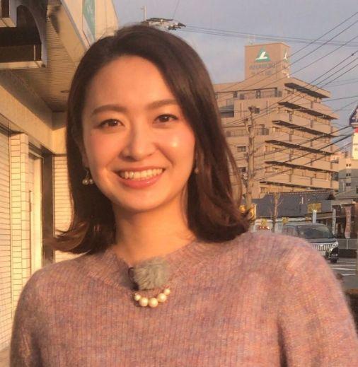 花田百合奈・九州のかわいい女子アナ
