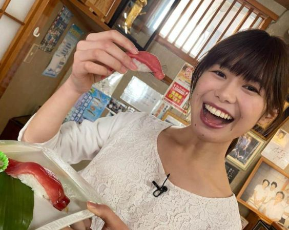 浅見眞帆・九州のかわいい女子アナ